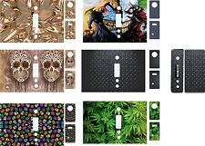 Cloupor Mini 30 Watt VW Box Mod Vinyl Skins Glossy Decal Vape Sticker Wraps ecig