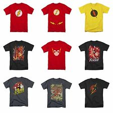 The Flash T-Shirts - Officially Licensed [S-3XL]