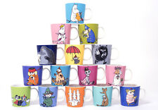 Moomin Mug by Arabia Finland. Porcelain Ceramic. 300ml. Brand New, Ships from UK