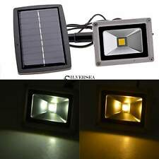 Solar Power LED Flood Night Light Garden Spotlight Waterproof Outdoor Lamp NEW