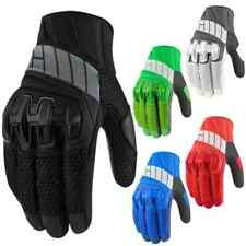 2015 Icon Overlord Mens Motorcycle Mesh Street Riding Pro Glove