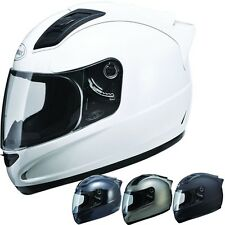 Gmax GM69 Street Riding Full Face DOT Certified Motorcycle Helmets