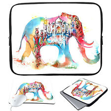 Ultrabook Laptop Sleeve Case Bag +Mouse Pad for 13-15.6 Macbook Air/Pro Acer HP