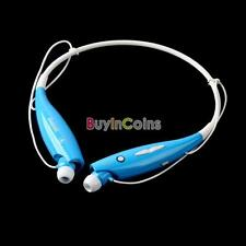 Wireless Bluetooth Stereo Two Channel Sports Headset Earphone Earset W/ Mic
