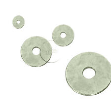 A4 MARINE GRADE Stainless Steel - Penny Washers M5 M6 M8 M10 M12