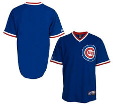 NWT Chicago Cubs Majestic Big & Tall Cooperstown Mens Replica Jersey
