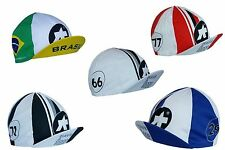 Cycling Cap ASSOS Made in Italy 100% Cotton