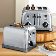 Cuisinart Classic Stainless-Steel Toaster