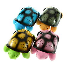 Turtle Plush Toy Constellation Turtle Musical Night Sky Light for Kids HG