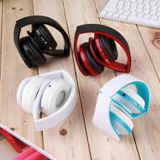 Foldable Wireless Stereo Bluetooth Headset For iPhone Cellphone PC Laptop HG