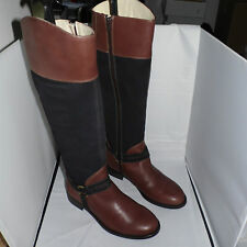 Luxus Designer Stiefel Ashley Brooke  Braun ECHTLEDER NEU 37+40+42 NEU