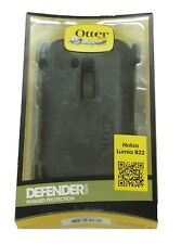 New!! Otterbox Defender Case For Nokia Lumia 822 with Belt Clip