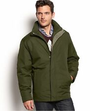$225 Weatherproof Garment Co. Men's Ultra-Tech 3-in-1 Convertible Jacket EA65