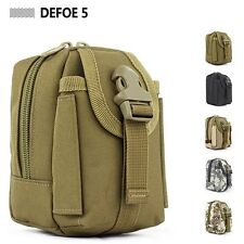 MOLLE enhance running small muddy kit tool utility phone cigarette key pouch bag