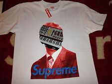 SUPREME 2015 S/S UNDERCOVER CDG BOX LOGO SYNHEAD TEE S-XL WITCH WHITE PCL SHIRT