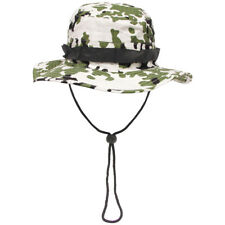 Gi Ripstop Army Boonie Bush Jungle Hat Fishing Hunting Cap Winter Snow Camo S-XL