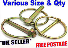 Linch Pin Lynch Pin Locking Farm Trailer Tractor Bales Fixing Horse Box Marine