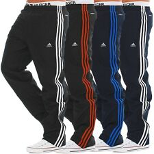 Mens New Adidas Woven Track Pants Tracksuit Jogging Bottoms Joggers - Navy Black