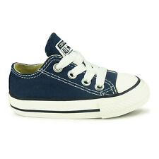Infants Converse Chuck Taylor All Star Oxford Lo Navy Trainers