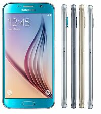 New Samsung Galaxy S6 SM-G920F Octa 5.1'' 16MP (FACTORY UNLOCKED) 32GB Phone