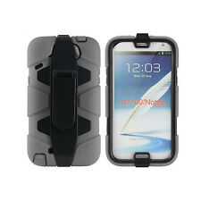 Waterproof Shockproof Dirtproof Phone Case Cover Shell For Samsung Galaxy Note 2