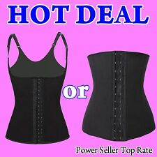 Waist Cincher Trainer Tummy Girdle Control Corset Sport Body Shaper reduction