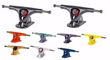 New Paris 50 43 degree 180mm V2 Longboard Trucks available in Multiple Colors