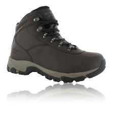 Hi-Tec Mens Altitude V I Brown Waterproof Outdoors Walking Hiking Boots Shoes