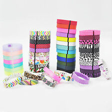 100+ Designs Large S Replacement Wrist Band Wristband for Fitbit Flex with Clasp