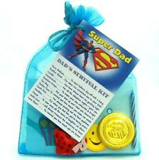 FATHERS DAY bIRTHDAY UNIQUE & FABULOUS GIFT CARD PRESENT SURVIVAL KIT DAD