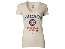"""Chicago Cubs VF Licensed Sports Group """"MLB Womens City Pretty T-Shirt"""" NWT"""