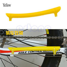 HOT! Mountain Bike Cycling Frame Chain Chainstay Plastic Protector Guard Pad
