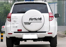Auto Sticker Decal for Toyota RAV4 Spare Tyre and Tire Cover