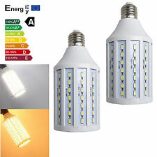E26 E27 20W 5630 SMD LED Corn Bulb CREE LED 1600LM POWER lamp white indoor light