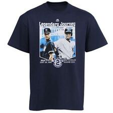 Majestic Derek Jeter New York Yankees Legendary Journey Commemorative T-Shirt