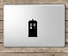 Doctor Who Tardis macbook decal sticker for macbook air pro BUY 2 GET 2 FREE