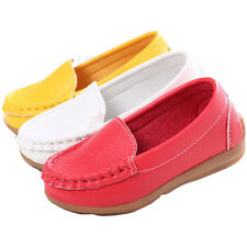 Sweet Baby Toddler Slip on Moccasin Boat Shoes Flats Child Loafer Pea Oxfords
