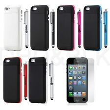 2500mAh External Battery Backup Power Bank Charger Case Cover For iPhone 5s 5