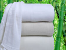 Rayon From Bamboo and Cotton Jacquard Blanket