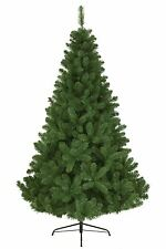 Traditional Christmas Artificial Tree 4ft, 5ft, 6ft, 7ft, 8ft, Black,White,black