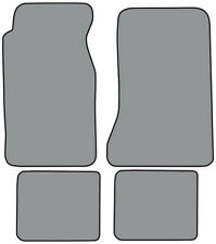 1974-1975 Mercury Cougar Cutpile 4pc Factory Fit Floor Mats