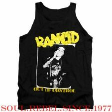 PUNK ROCK ALTERNATIVE RANCID MEN'S SIZES TANK TOP