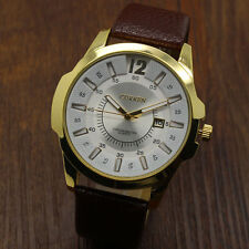CURREN Fashion Stainless Steel Case Quartz Date Sport Wrist Watch Men's 913 AU