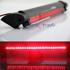 Universal Red LED Car Auto High Mount Third 3RD Brake Stop Tail Light Lamp New!