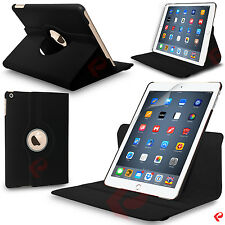 k4Z Pu Leather 360 Degree Rotating Stand Case Cover For APPLE iPad AIR 2  IPAD6