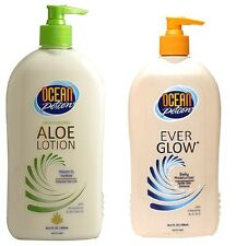 *2* Ocean Potion Lotion EverGlow & Aloe Lotion 20.5 ea After Sun Care Ever glow