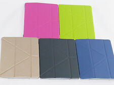 New Magnetic Slim Smart Cover Synthetic PU Leather Case For iPad Air 2