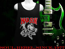PUNK ROCK ALTERNATIVE MADSIN  MEN'S SIZES TANK TOP T SHIRT
