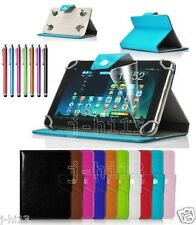 "Qualified Leather Case Cover +Gift For 10.1"" TRIO Stealth G2 G4 Tablet GB8"
