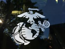 Eagle Globe Anchor USMC Marine Corps vinyl decal sticker  BUY2 GET 2 FREE
